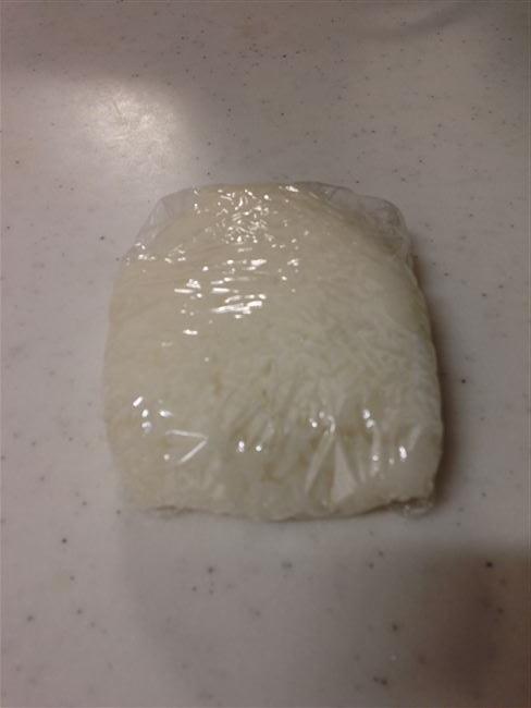 柔らかすぎるご飯の画像