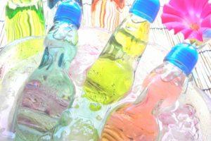炭酸飲料の画像