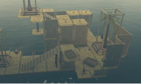 ラフト(ゲーム)のサイト画像