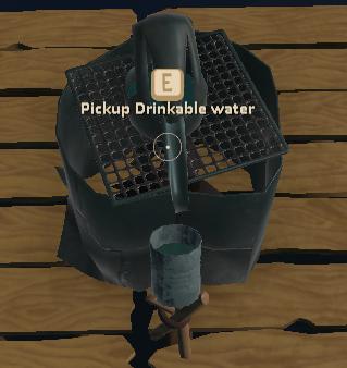ラフト水のつくり方