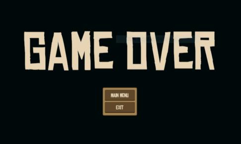 ラフト、ゲームオーバーの画像
