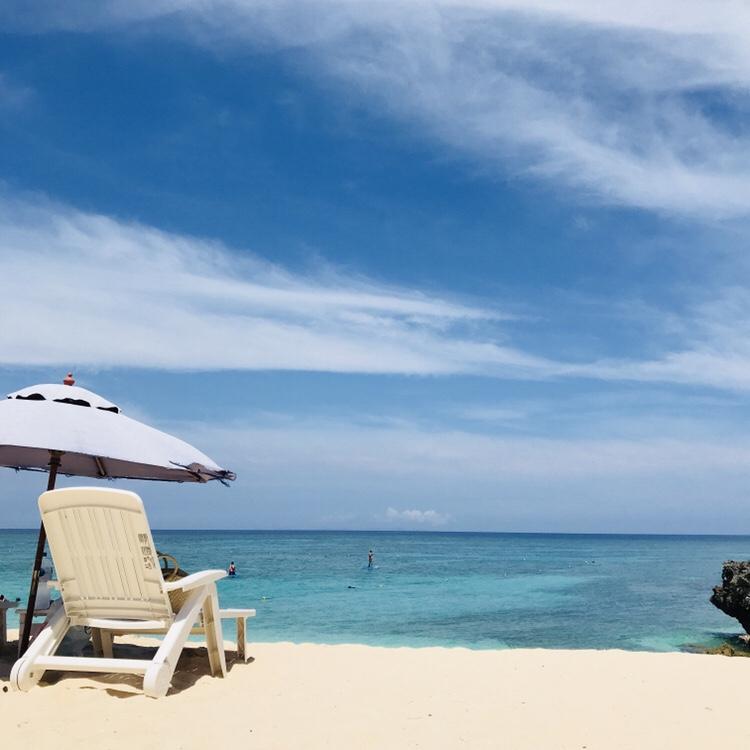 与論島プリシアリゾートビーチの画像