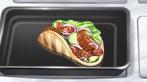 クッキングフィーバー ギリシャ料理レストラン サンドイッチ