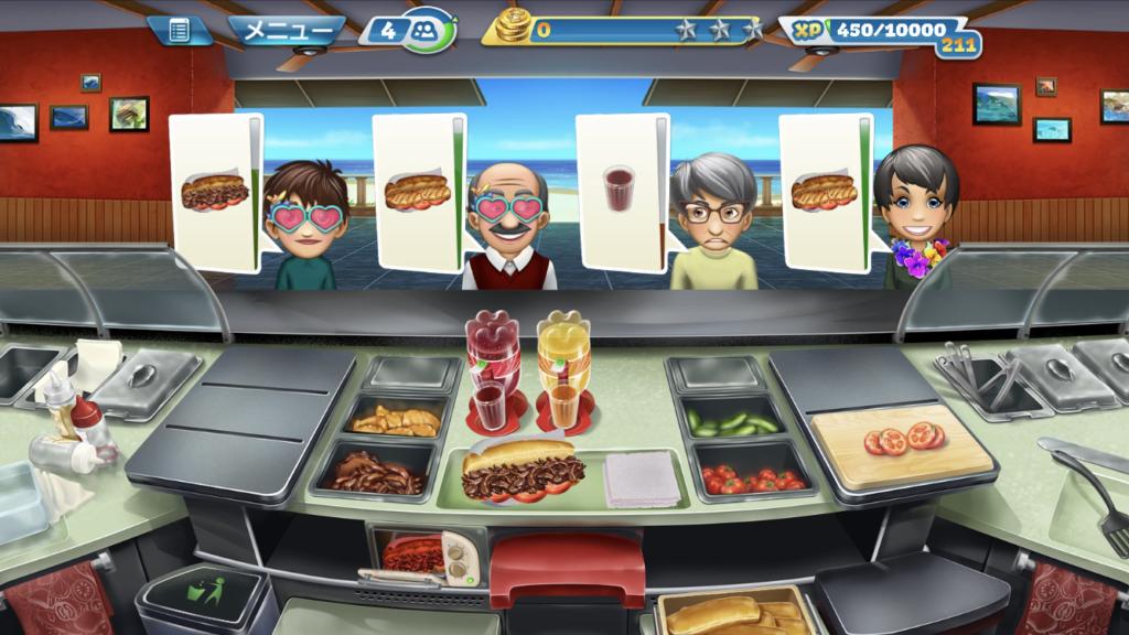 クッキングフィー、サンドイッチショップの画像