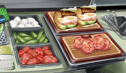 クッキングフィーバー サンドイッチショップの画像