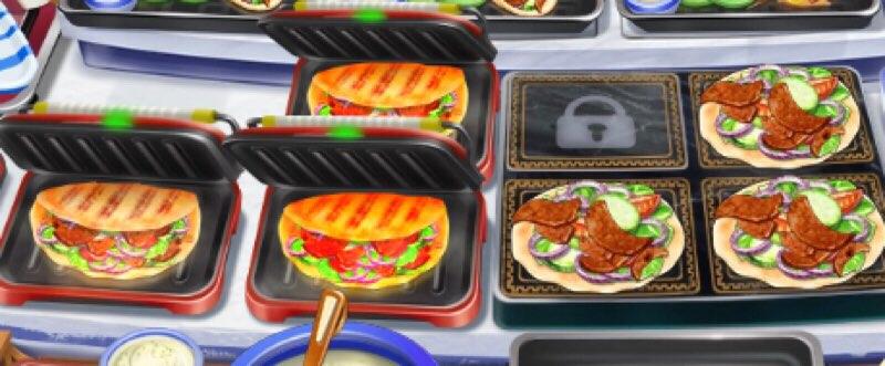 クッキングフィーバー ギリシャ料理 画像