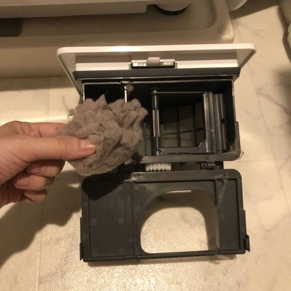 ドラム式洗濯機の乾燥で電気代の画像