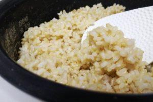 玄米を水につけすぎて臭いときの原因と対処法。水替えやあの調味料をプラス!