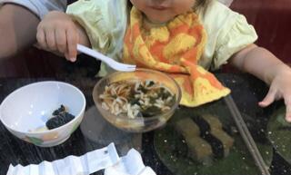 1歳が回転寿司で食べられるものは少ない?2歳前でデビュー!準備した物まとめ